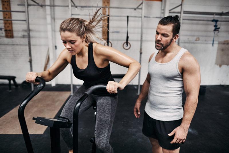 entrenamientos con assault bike beneficios
