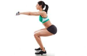 fitness challenge squat juicebar