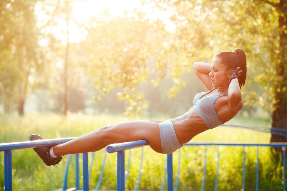 ejercicios tronco