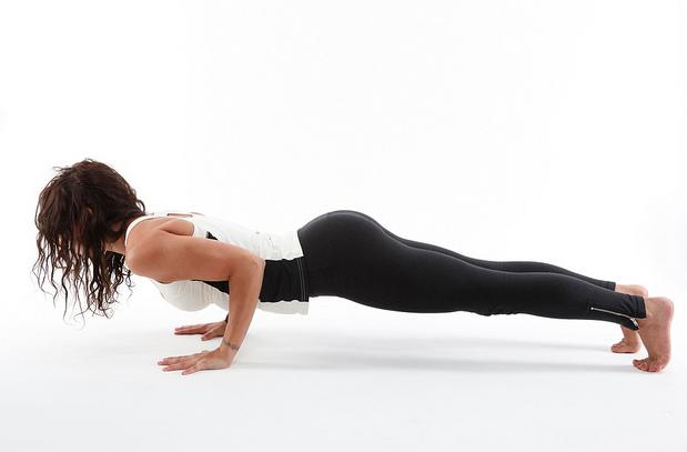 5 ejercicios para fortalecer la parte superior del cuerpo