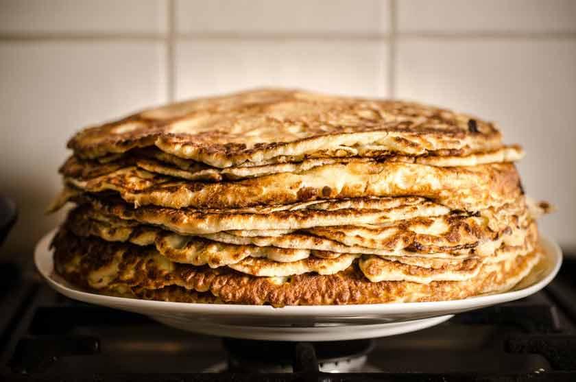pancakes-nutrición post-entrenamiento-carbohidratos