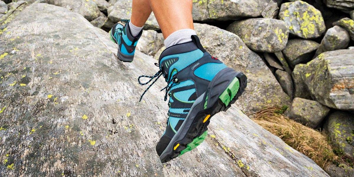 Zapatos de excursionista