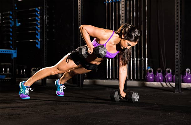 Ideas equivocadas del crossfit