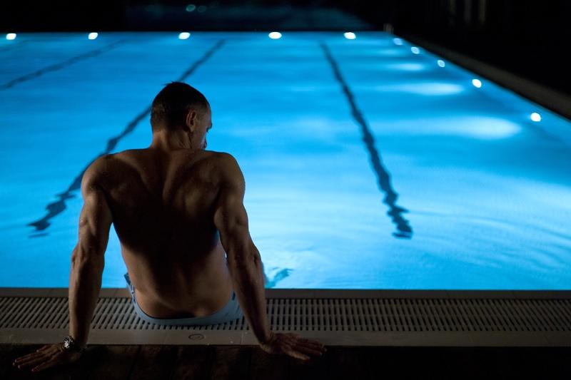 Daniel Craig con más músculo