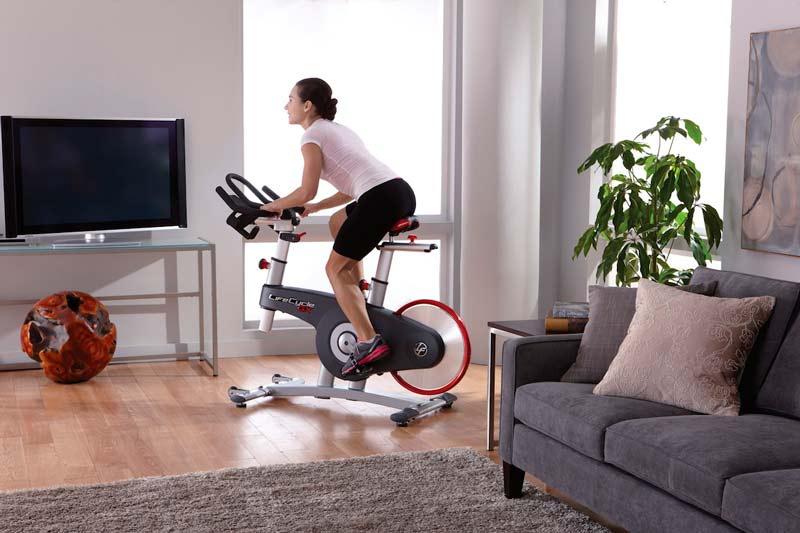 que bicicleta de spinning comprar mujer