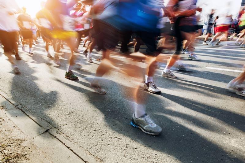 Cómo entrenar la velocidad maraton