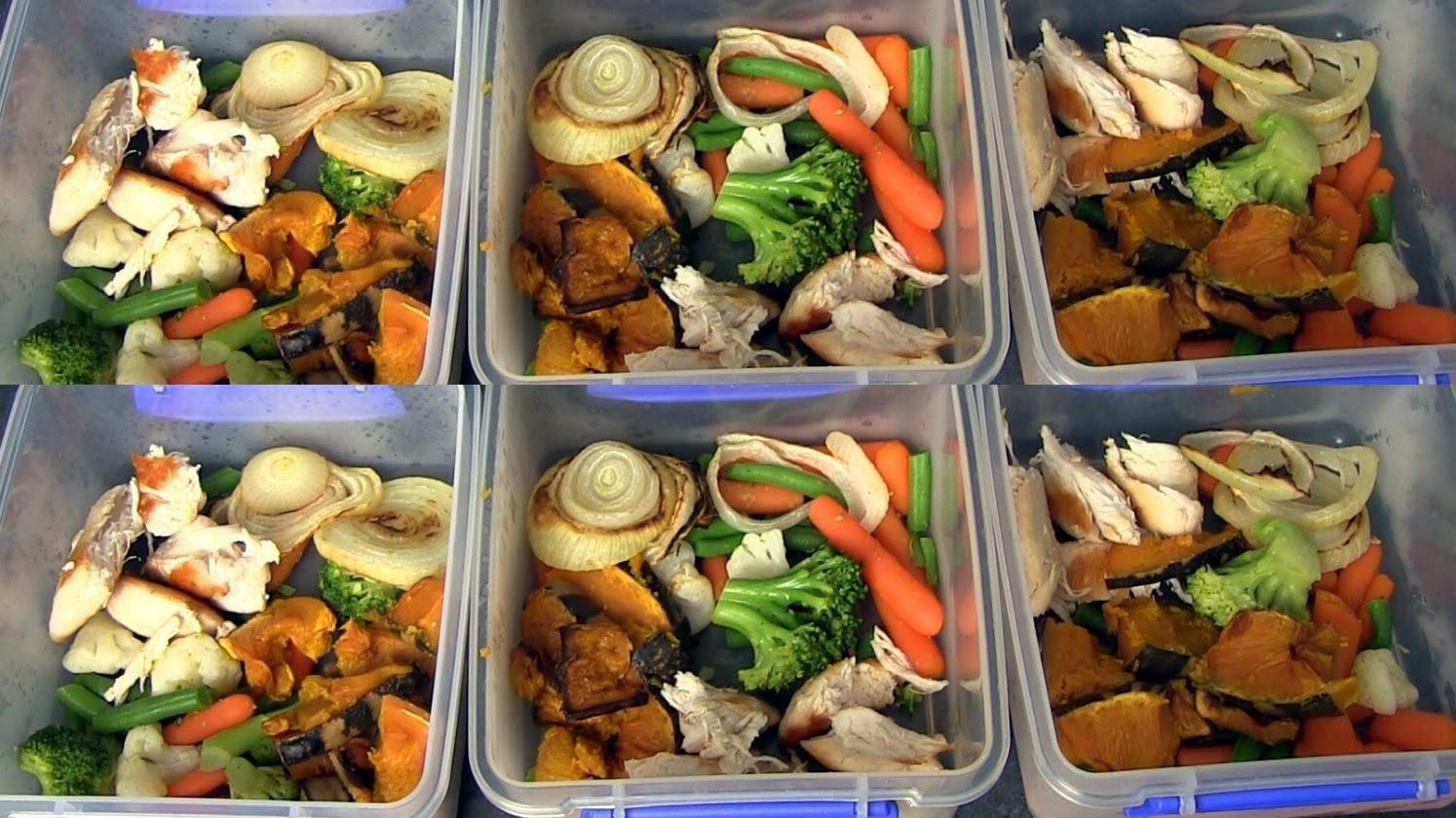 preparacion de comida