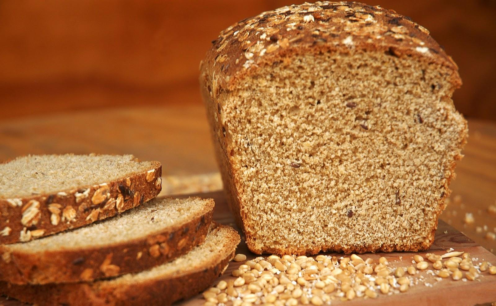 Pan integral para quemar grasa
