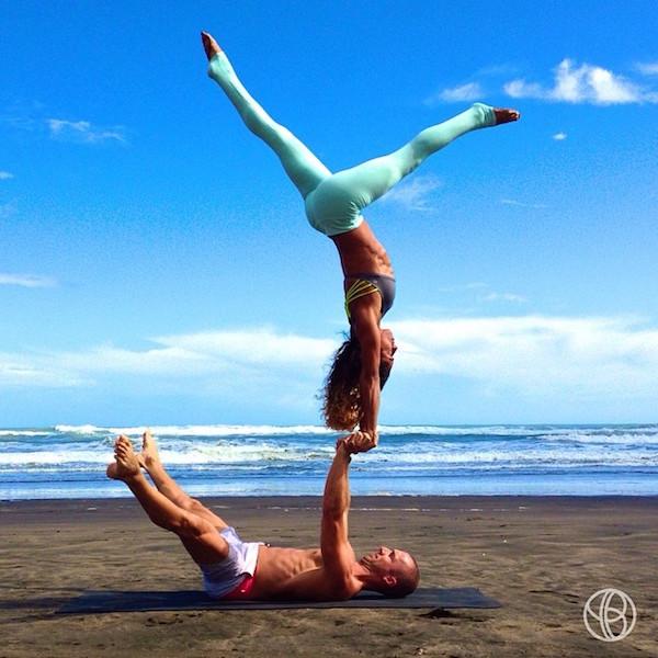 pareja fitness