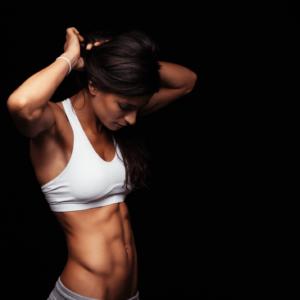 adelgazar los costados del abdomen plano