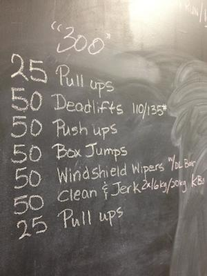 Qu es el entrenamiento de crossfit es para m for Que significa gym