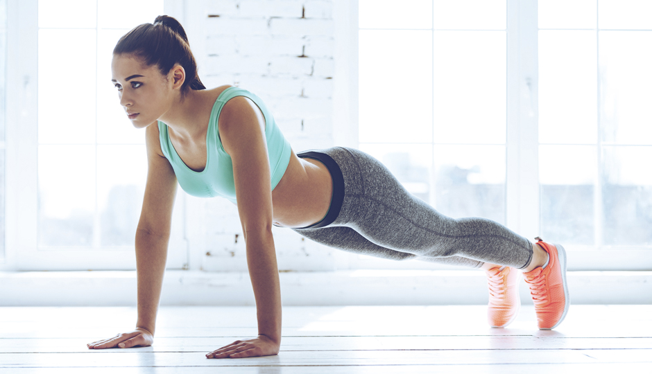 plank strong is a new sexy