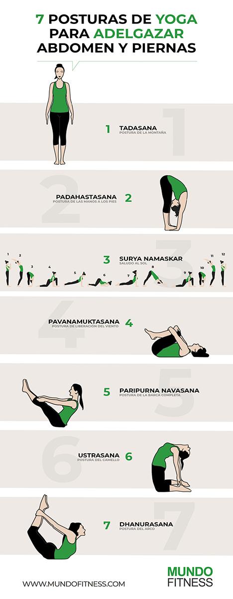 posturas-de-yoga-para-adelgazar-infog