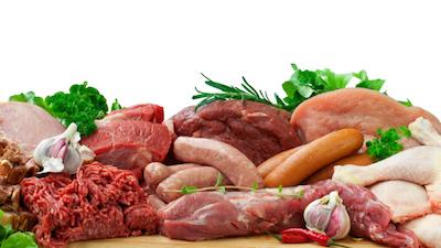proteina comida