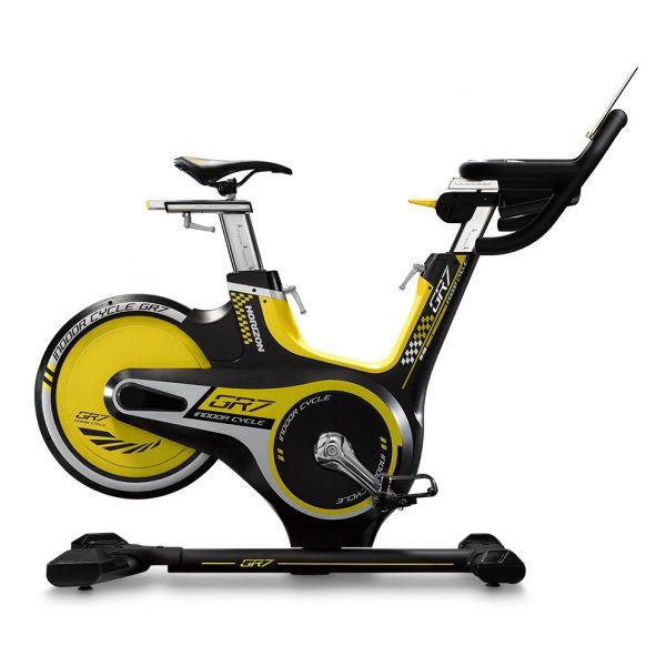 que bicicleta de spinning comprar modelo gr7