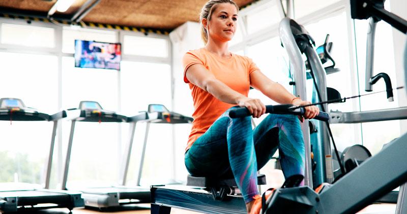 cómo empezar en el gimnasio remo