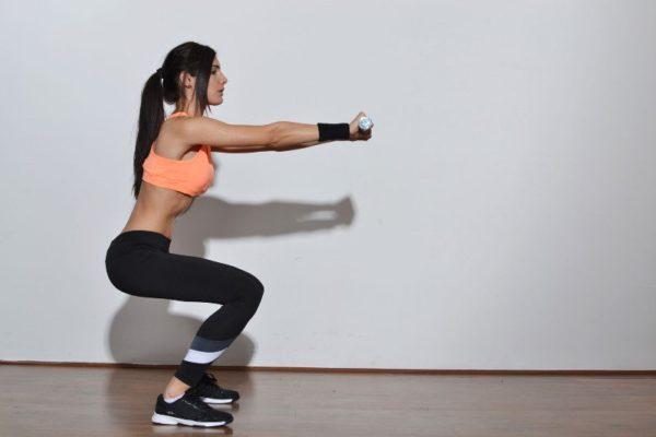 sentadillas-ejercicio-glúteos