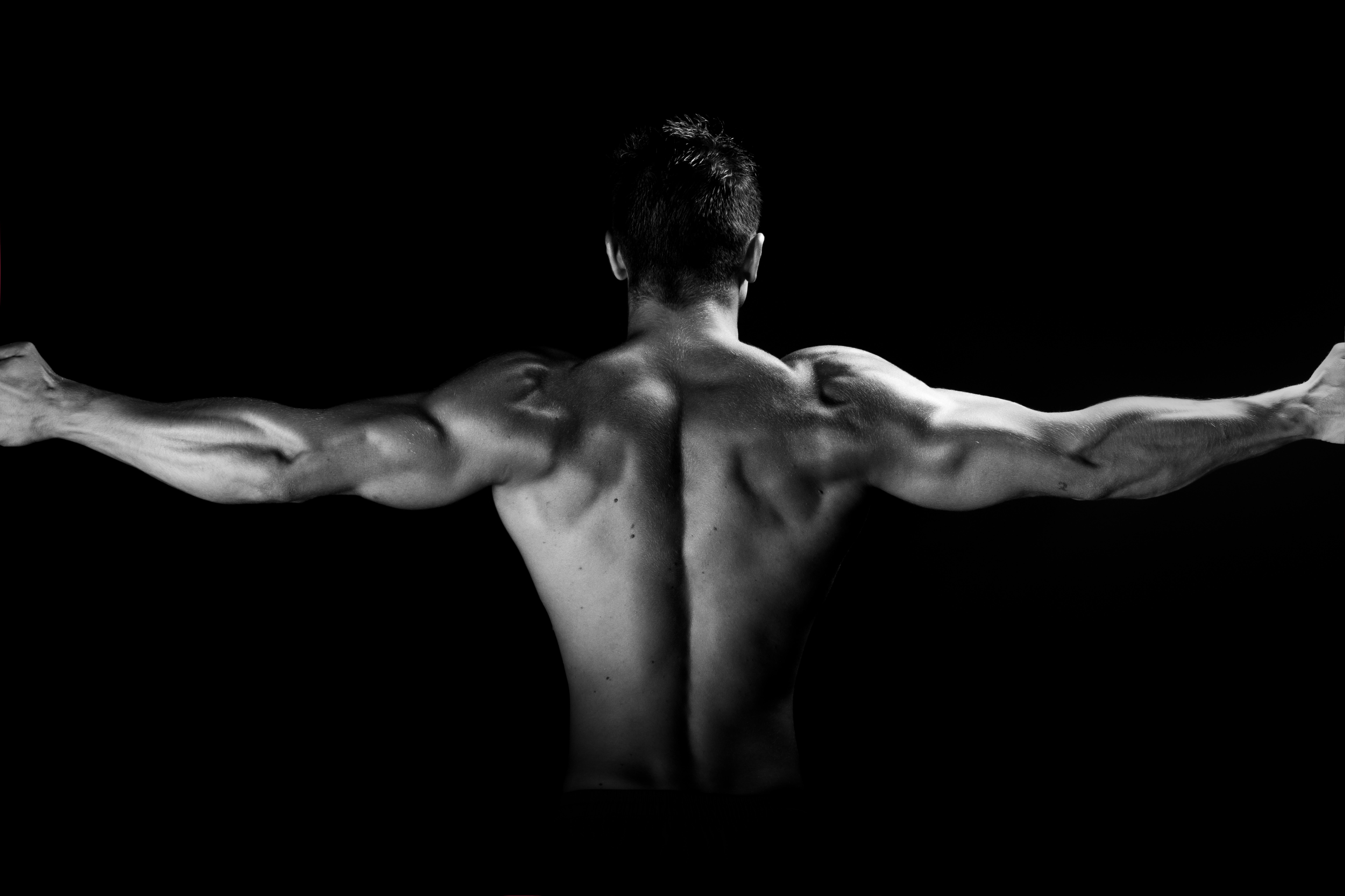 Rutina adelgazar brazos y espalda encorvada