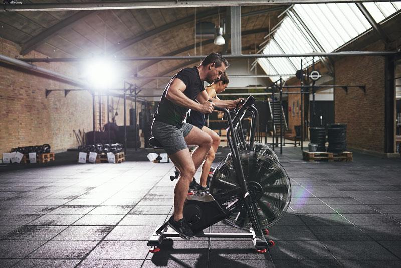 bicicleta-crossfit-entrenamiento-hiit