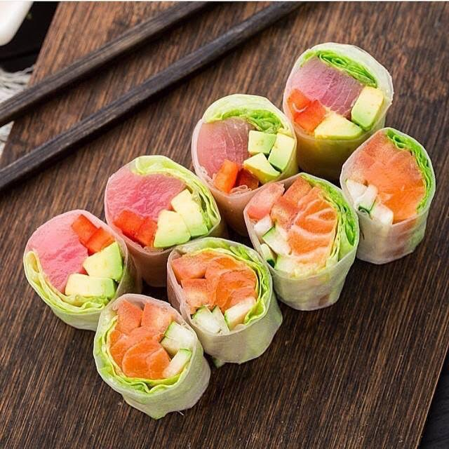 Sushi fit