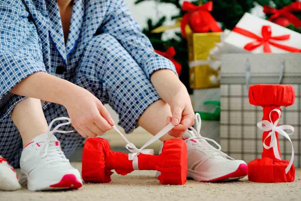 deporte en navidad