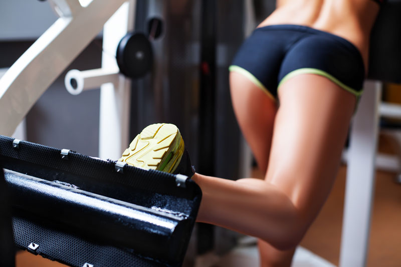 Maquinas de gym para adelgazar piernas